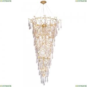 REINA SP34 D1200 GOLD PEARL Подвесная люстра Crystal Lux (Кристал Люкс), REINA