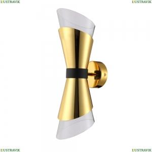 GRIS AP2 GOLD Бра Crystal Lux (Кристал Люкс), GRIS