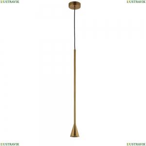 ENERO SP1 BRASS Подвесной светильник Crystal Lux (Кристал Люкс), ENERO