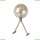 FRANCISCA LG1 GOLD/COGNAC Настольная лампа Crystal Lux (Кристал Люкс), FRANCISCA