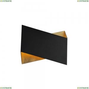 CLT 012 BL-GO V-2 Настенный светильник Crystal Lux (Кристал Люкс), CLT 012