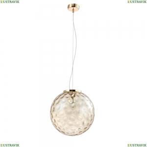 MAYO SP1 D300 GOLD/AMBER Подвесной светильник Crystal Lux (Кристал Люкс), MAYO