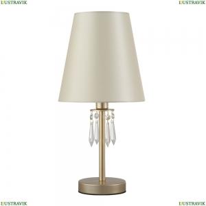 RENATA LG1 GOLD Настольная лампа Crystal Lux (Кристал Люкс), RENATA
