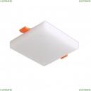 CLT 501C100 WH Встраиваемый светильник Crystal Lux (Кристал Люкс), CLT 501