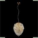 CHARME SP6 GOLD/TRANSPARENT Подвесной светильник Crystal Lux (Кристал Люкс), CHARME