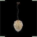 CHARME SP4 GOLD/TRANSPARENT Подвесной светильник Crystal Lux (Кристал Люкс), CHARME