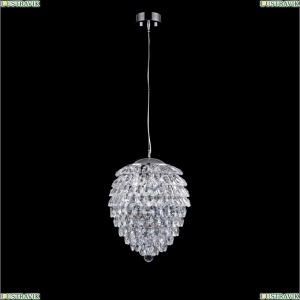 CHARME SP4 CHROME/TRANSPARENT Подвесной светильник Crystal Lux (Кристал Люкс), CHARME