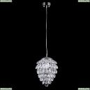 CHARME SP2 CHROME/TRANSPARENT Подвесной светильник Crystal Lux (Кристал Люкс), CHARME