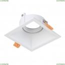 CLT 009C1 WH Встраиваемый светильник Crystal Lux (Кристал Люкс), Clt 009