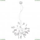 EVITA SP36 WHITE/TRANSPARENT Подвесная люстра Crystal Lux (Кристал Люкс), Evita