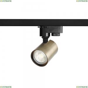 CLT 0.31 001 60 BL-BS Однофазный светильник для трека Crystal Lux (Кристал Люкс), CLT 0.31 001