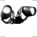 3M1.000.000.AXU1L Уличный настенный светодиодный светильник Fumagalli (Фумагали), Minitommy