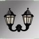 E35.142.000.AXE27 Уличный настенный светильник Fumagalli (Фумагали), Mirra/Noemi