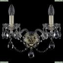 10.21.2.141.Gd.Sp Бра хрустальное Bohemia Art Classic (Арт Классик), 11.21
