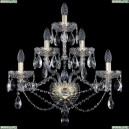 10.21.2+2+1.200.XL.Gd.Sp Бра хрустальное Bohemia Art Classic (Арт Классик), 11.21