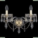 10.23.2.165.XL.Gd.Dr Бра хрустальное Bohemia Art Classic (Арт Классик), 11.23