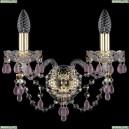 10.24.2.141.Gd.V7010 Бра хрустальное Bohemia Art Classic (Арт Классик), 11.24