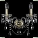 10.25.2.141.Gd.Sp Бра хрустальное Bohemia Art Classic (Арт Классик), 11.25