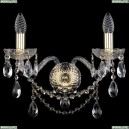 10.25.2.165.Gd.Sp Бра хрустальное Bohemia Art Classic (Арт Классик), 11.25