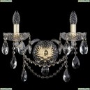 10.25.2.165.XL.Gd.Sp Бра хрустальное Bohemia Art Classic (Арт Классик), 11.25