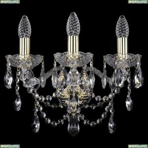 10.25.3.141.Gd.Sp Бра хрустальное Bohemia Art Classic (Арт Классик), 11.25