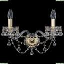 10.26.2.165.Gd.B Бра хрустальное Bohemia Art Classic (Арт Классик), 11.26
