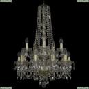 11.11.10+5.195.2d.h-85.Gd.Sp Люстра хрустальная Bohemia Art Classic (Арт Классик), 11.11