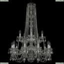 11.11.10+5.240.2d.h-95.Cr.Sp Люстра хрустальная Bohemia Art Classic (Арт Классик), 11.11
