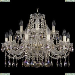 11.12.10+5.240.G.Sp.R801 Люстра хрустальная Bohemia Art Classic (Арт Классик), 11.12