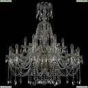 11.12.12+6.300.2d.XL-94.Br.Sp Люстра хрустальная Bohemia Art Classic (Арт Классик), 11.12