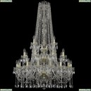 11.12.16+8+4.300.3d.h-130.Gd.Sp Люстра хрустальная Bohemia Art Classic (Арт Классик), 11.12