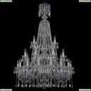 11.12.16+8+4.300.3d.XL-132.Gd.Sp Люстра хрустальная Bohemia Art Classic (Арт Классик), 11.12