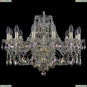 11.21.12.240.Gd.Sp.K801 Люстра хрустальная Bohemia Art Classic (Арт Классик), 11.21