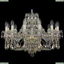 11.21.12.240.Gd.Sp.R801 Люстра хрустальная Bohemia Art Classic (Арт Классик), 11.21