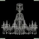 11.21.12.360.XL-88.Cr.Sp Люстра хрустальная Bohemia Art Classic (Арт Классик), 11.21