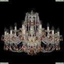 11.21.12+6.300.Gd.K777 Люстра хрустальная Bohemia Art Classic (Арт Классик), 11.21