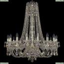 11.21.16.300.h-91.Gd.Sp.R801 Люстра хрустальная Bohemia Art Classic (Арт Классик), 11.21