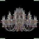 11.21.16+8.360.Gd.Sp.K777 Люстра хрустальная Bohemia Art Classic (Арт Классик), 11.21