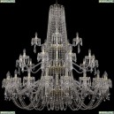 11.23.20+10+5.530.3d.Gd.Dr Люстра хрустальная Bohemia Art Classic (Арт Классик), 11.23
