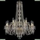 11.24.10+5.220.h-82.Gd.V0300 Люстра хрустальная Bohemia Art Classic (Арт Классик), 11.24