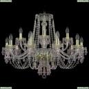 11.24.10+5.300.Gd.V7010 Люстра хрустальная Bohemia Art Classic (Арт Классик), 11.24