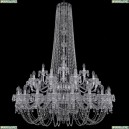 11.24.20+10+5.460.2d.h-166.Cr.V0300 Люстра хрустальная Bohemia Art Classic (Арт Классик), 11.24