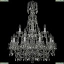 11.25.10+5.220.2d.XL-85.Cr.Sp Люстра хрустальная Bohemia Art Classic (Арт Классик), 11.25