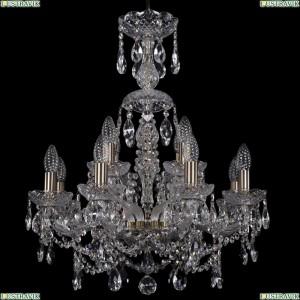11.25.8+4.200.XL-66.Br.Sp Люстра хрустальная Bohemia Art Classic (Арт Классик), 11.25