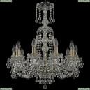 11.26.10.200.XL-65.Br.B Люстра хрустальная Bohemia Art Classic (Арт Классик), 11.26