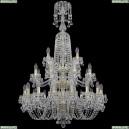 11.26.16+8+4.300.3d.XL-130.Gd.B Люстра хрустальная Bohemia Art Classic (Арт Классик), 11.26