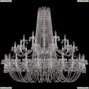 11.26.24+12+6.530.2d.Cr.B Люстра хрустальная Bohemia Art Classic (Арт Классик), 11.26