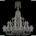 11.26.24+12+6.530.XL-168.Gd.B Люстра хрустальная Bohemia Art Classic (Арт Классик), 11.26