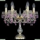 12.24.6.141-37.Gd.V7010 Настольная лампа хрустальная Bohemia Art Classic (Арт Классик), 11.24