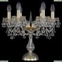 12.26.6.141-37.Gd.B Настольная лампа хрустальная Bohemia Art Classic (Арт Классик), 11.26
